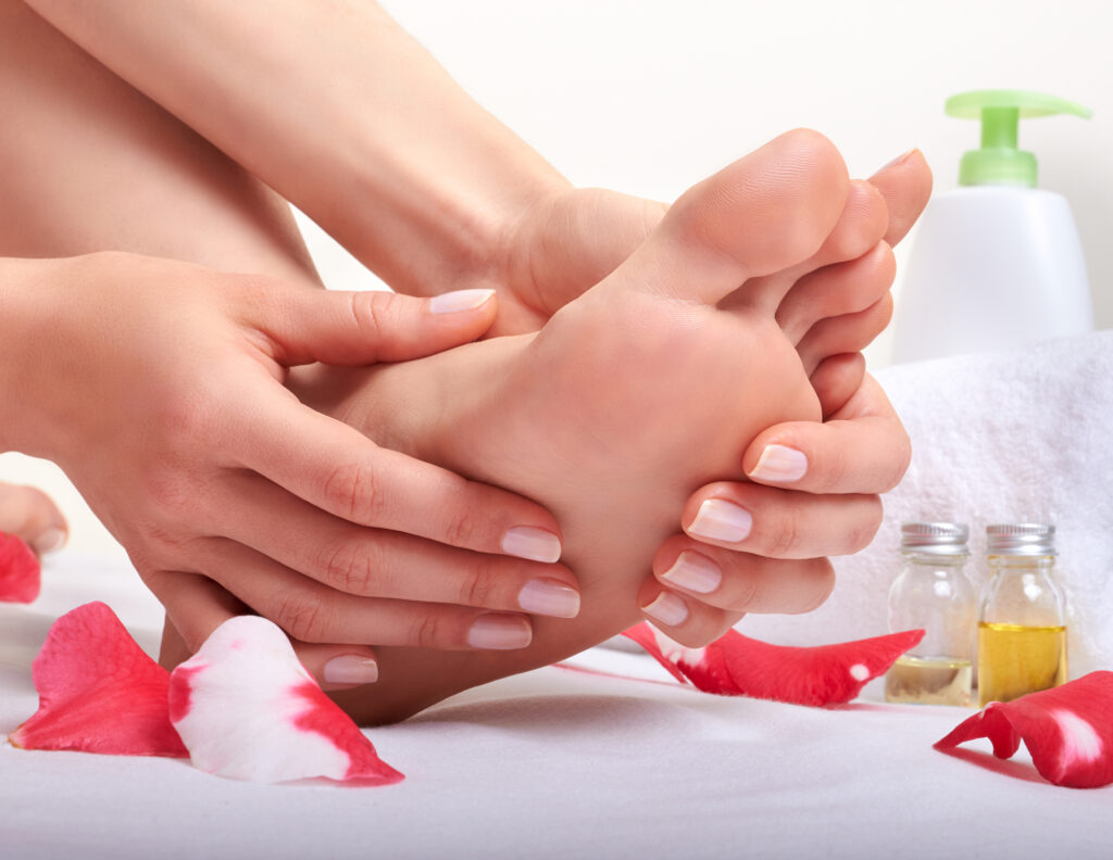 The importance of having a daily footcare routine